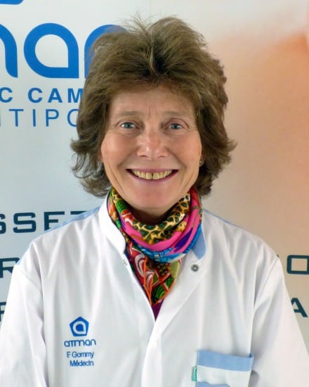 Dr. Florence GOMMY